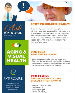Aging & Visual Health