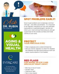 Aging & Visual Health