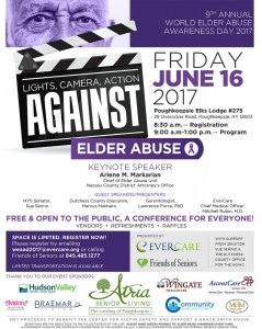 Elder Abuse Awareness Day