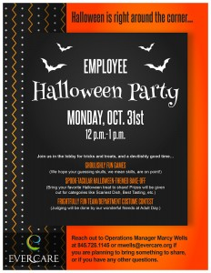 Employee Halloween Party